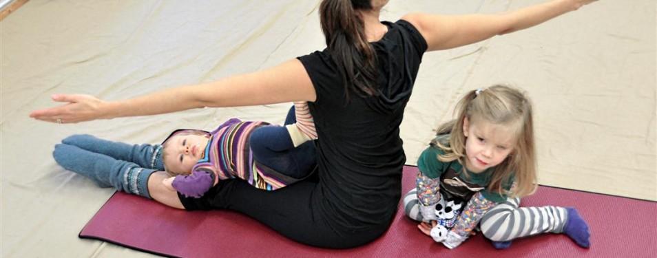 Pilates | mama und kind